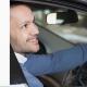 vehicle rental process guy being handed keys blog