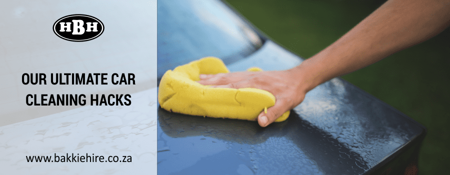 Our ultimate car-cleaning hacks